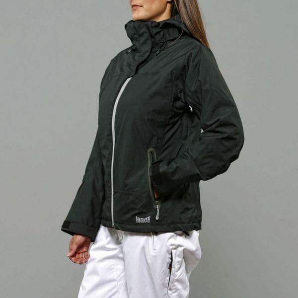 Marker Women's Cresta Black Ski Jacket