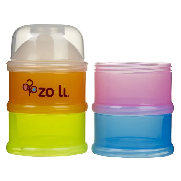 Zoli Baby On-the-go Formula and Snack Dispenser