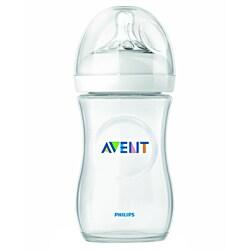 Philips Avent Natural 9-ounce Feeding Bottle