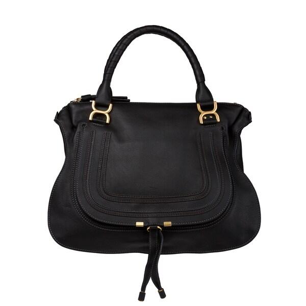 Chloe Large Marcie Shoulder Bag