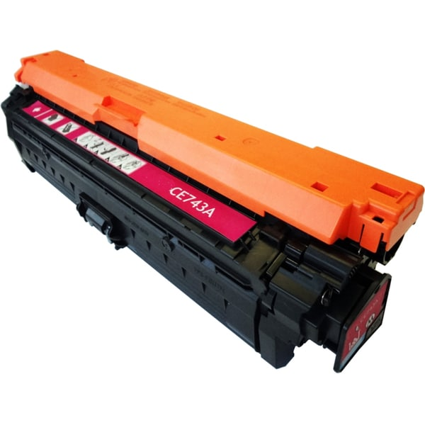 HP Laser Jet CE741A Compatible Magenta Toner Cartridge
