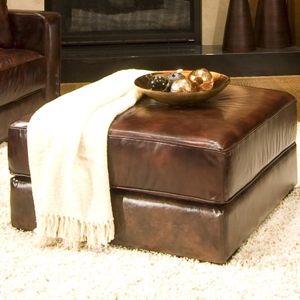Elements Fine Home Furnishings Laguna Top Grain Leather