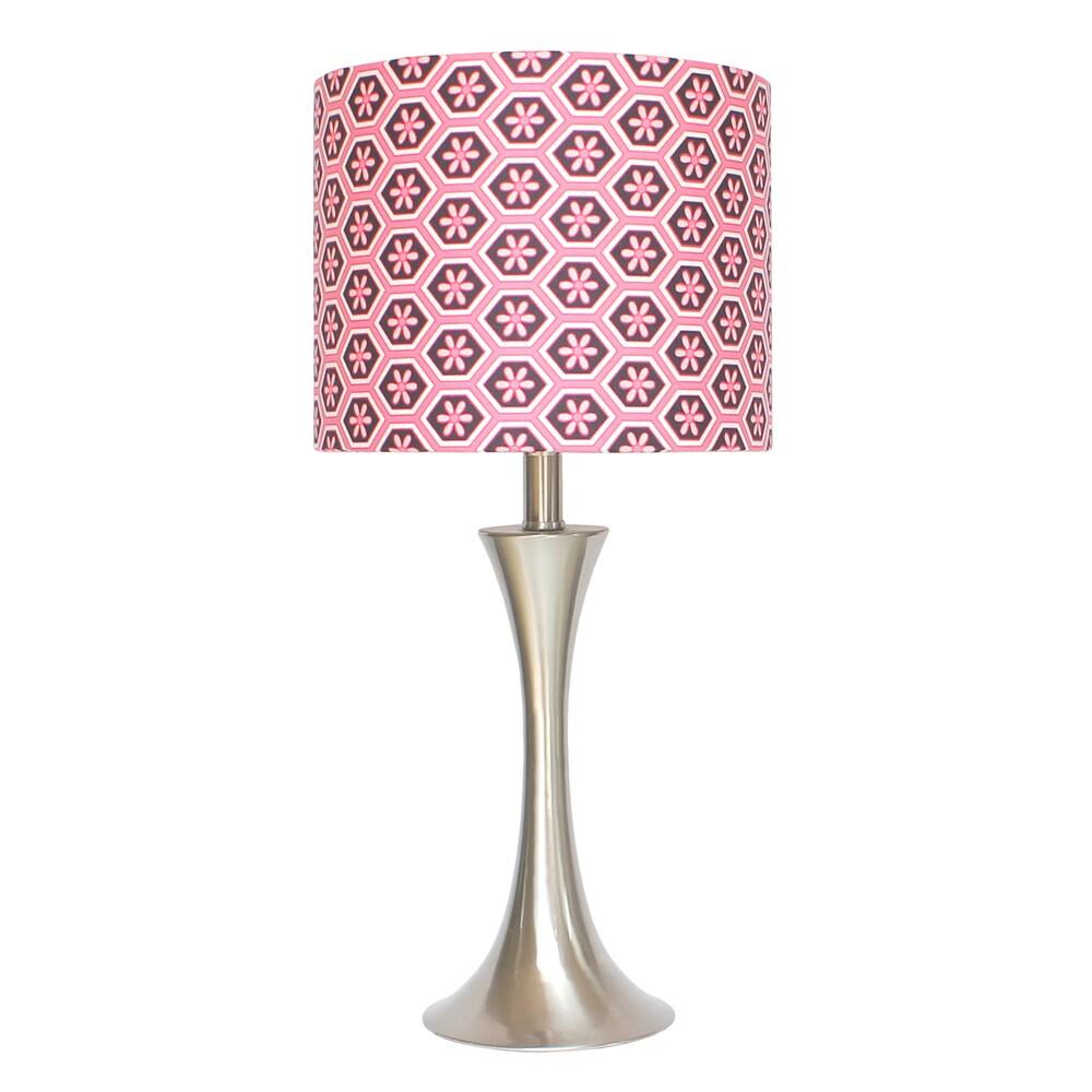 Kids London Youth 60-Watt Table Lamp