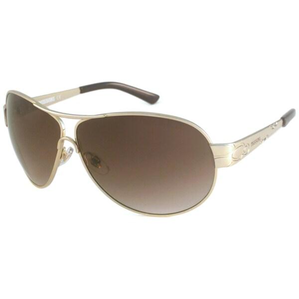 Missoni Women's MI622 Aviator Sunglasses