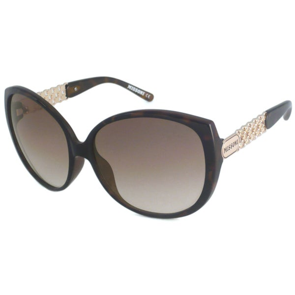 Missoni Women's MI575 Cat-Eye Sunglasses