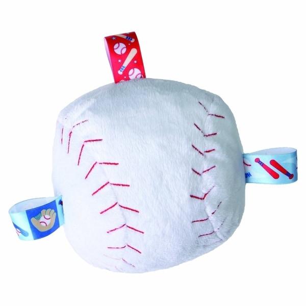 Mary Meyer Homerun Taggies Baseball
