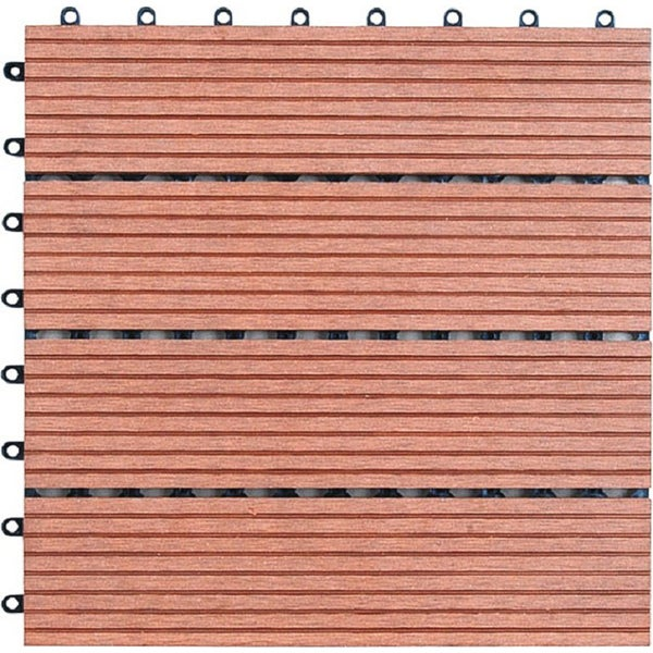 Bamboo 12 Inch Floor Tiles Pack Of 11 Free Shipping