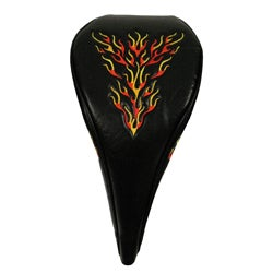 CaddyDaddy Golf Inferno Embroidered Flame Style Headcover