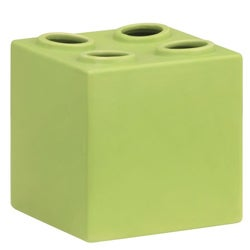Bloque Double Green Sculpture