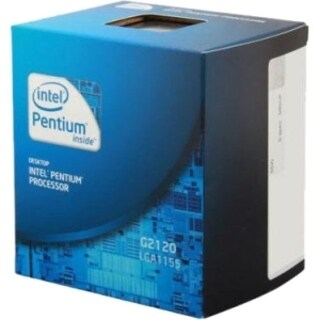 Intel Pentium G2120 Dual-core (2 Core) 3.10 GHz Processor - Socket H2