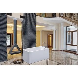 Aquatica PureScape 327B Freestanding Acrylic Bathtub