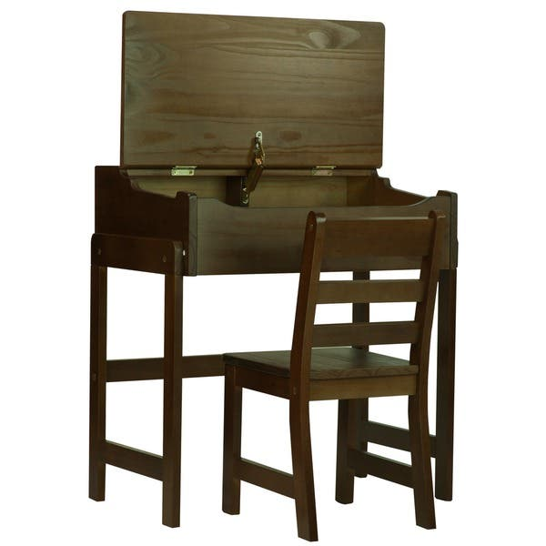 Miraculous Shop Childs Slanted Top Desk With Chair On Sale Free Dailytribune Chair Design For Home Dailytribuneorg