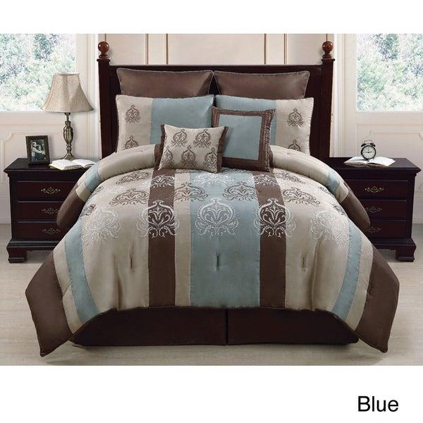 VCNY Grenada 8-piece Comforter Set