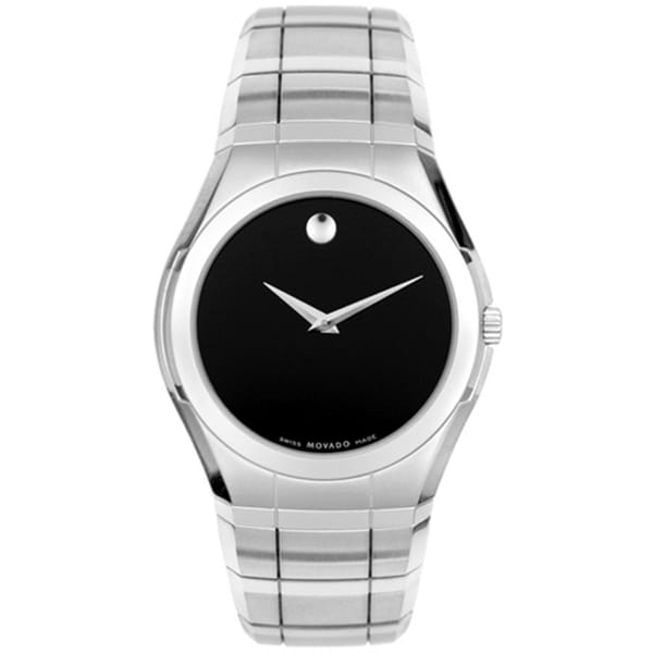 Movado Men's Sento Stainless Steel Watch
