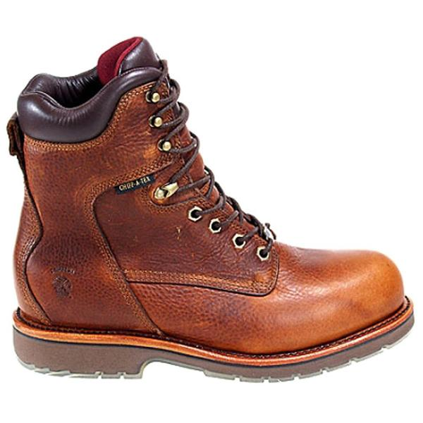"""Chippewa Men's '25228 D 8"""" Insulated' Leather Boots (Size 11.5)"""