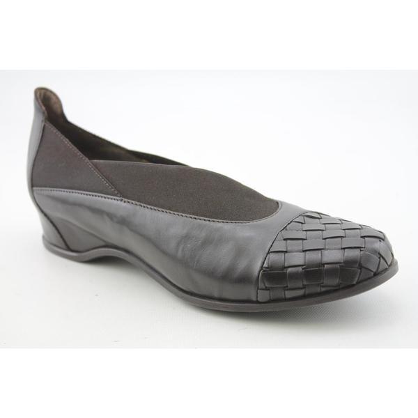 Sesto Meucci Women's 'Ulmer' Leather Casual Shoes Narrow (Size 9)