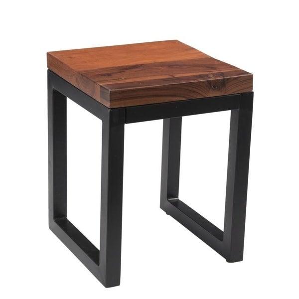 Cordova Side Table - 19 x 15 x 15 inches