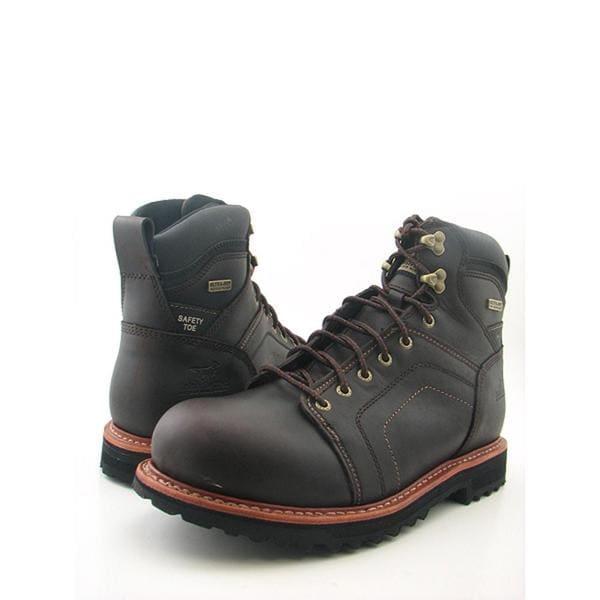 b4563659f09 Irish Setter Men's 'Hammerhead' Leather Boots Wide (Size 10.5)