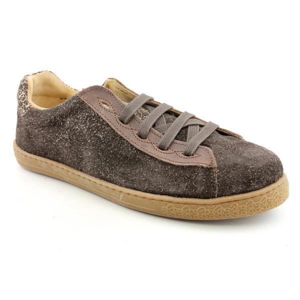 Po Zu Men's 'Vim' Regular Suede Casual Shoes (Size 12)