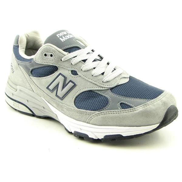New Balance Men's 'MR993' Regular Suede Athletic Shoe (Size 11.5)