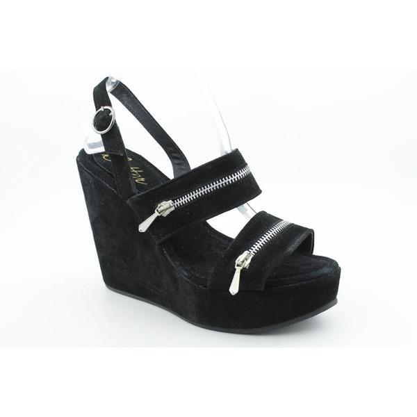 Butter Women's 'Adria' Regular Suede Sandals (Size 11)