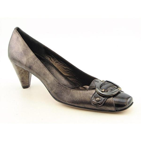 Renzo Fontanelli Women's 'Gost' Leather Dress Shoes Narrow (Size 10.5)