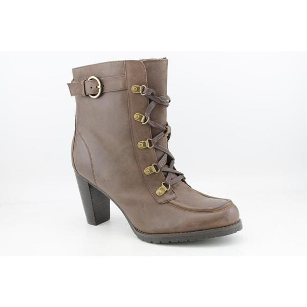 Charles By Charles David Women's 'Chuckle' Leather Boots (Size 11)