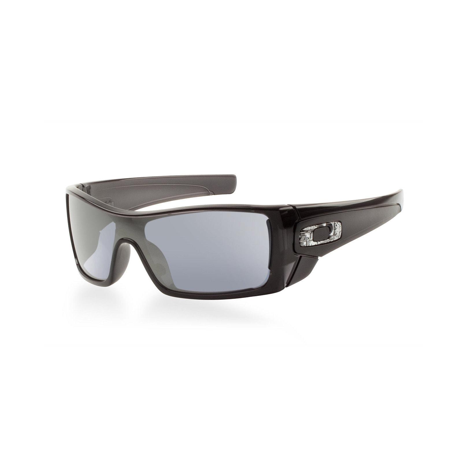 Oakley Batwolf 0OO910191010127 Men's Black Ink Frame Blac...