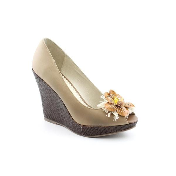 Killah Women's 'Fiona' Leather Dress Shoes (Size 9)