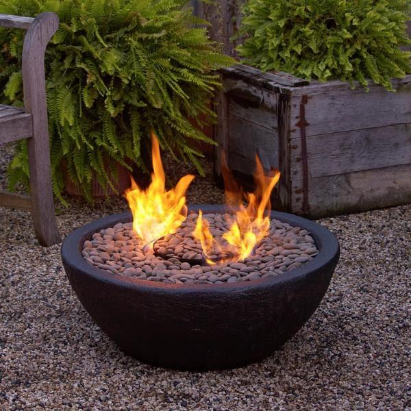 Real Flame Hampton Firebowl
