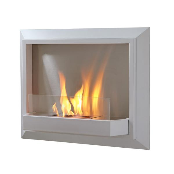 Real Flame Envision Wall Fireplace