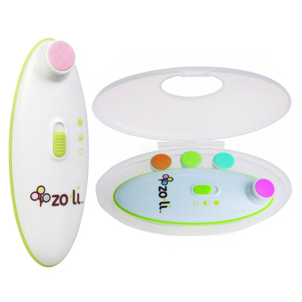 Shop Zoli Baby Buzz B Nail Trimmer Free Shipping On