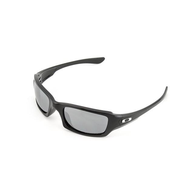 Oakley Men's 'Fives Squared' Wrap Sunglasses