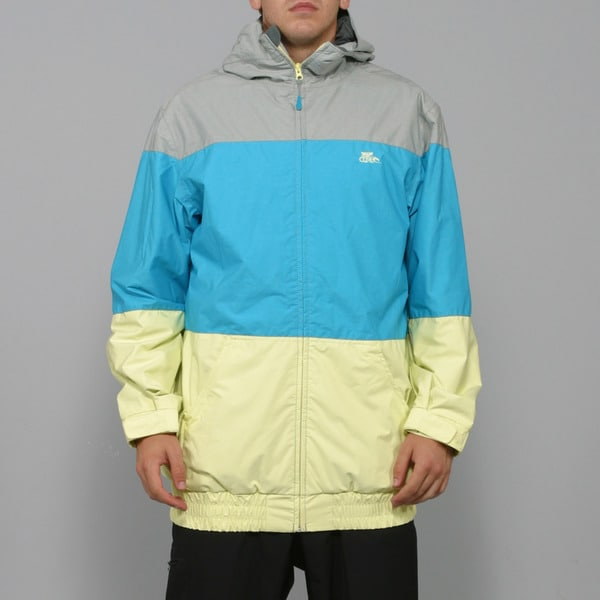 Rip Curl Men's 'Nils' Wax Yellow Ski Jacket