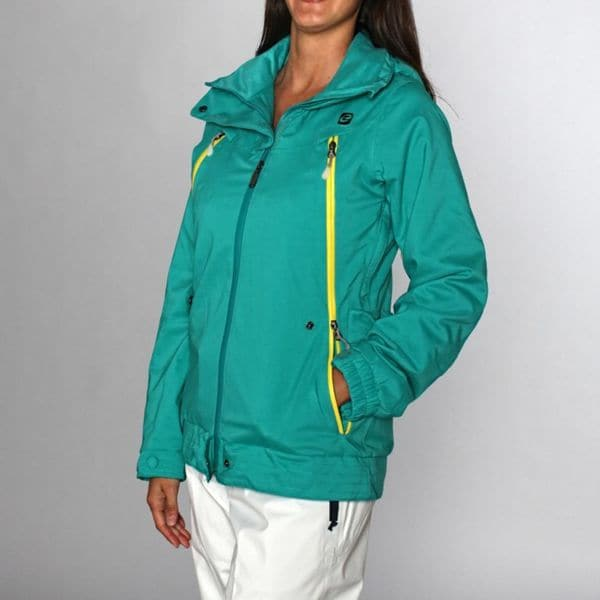 Rip Curl Women's 'Infinity' Turquoise Ski Jacket