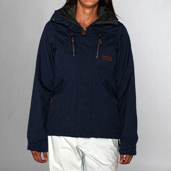 Rip Curl Women's Insignia Blue Fusion Ski Jacket