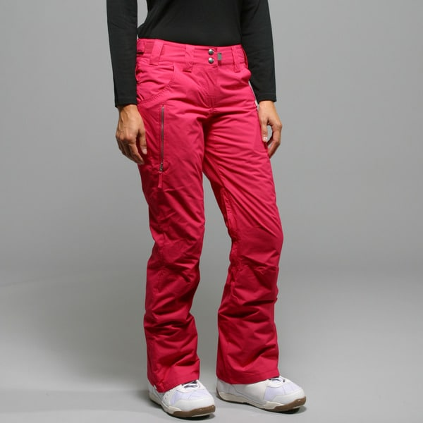 Rip Curl Women's Diva Bright Rose Ski Pants