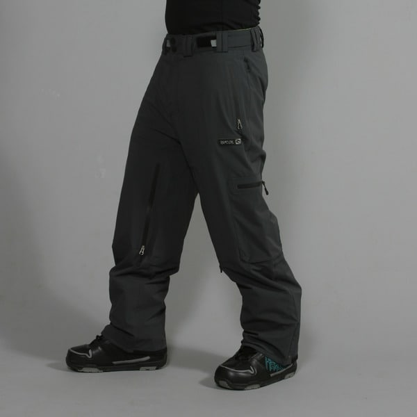 Rip Curl Men's 'Ultimate' Black Ski Pants