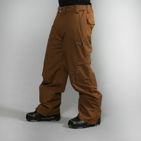 Rip Curl Men's 'Tune In BL' Rubber Ski Pants