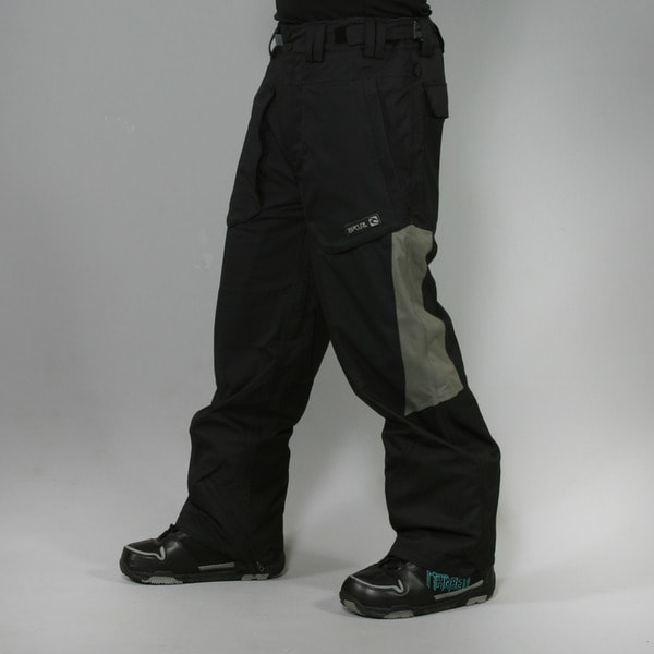 Rip Curl Men's 'Reprise' Black Ski Pants