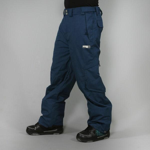 Rip Curl Men's 'Reflux' Insignia Blue Ski Pants