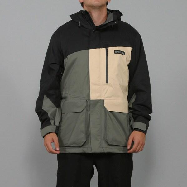 Rip Curl Men's 'Paradigm' Black Ski Jacket