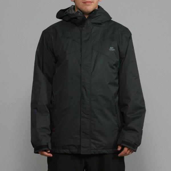 Rip Curl Men's 'Metro' Moonless Black Ski Jacket