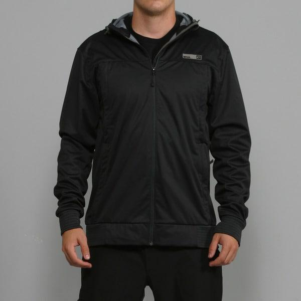Rip Curl Men's 'Kadochrome' Black Soft Shell Ski Jacket