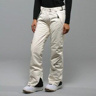 Marker Women's 'SL' Canvas Insulated Ski Pants