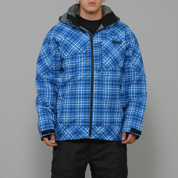 Marker Men's 'Chasm' Imperial Blue Insulated Ski Jacket