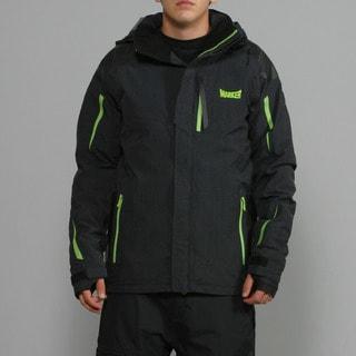 Marker Men's 'Arrowhead' Black Ski Jacket