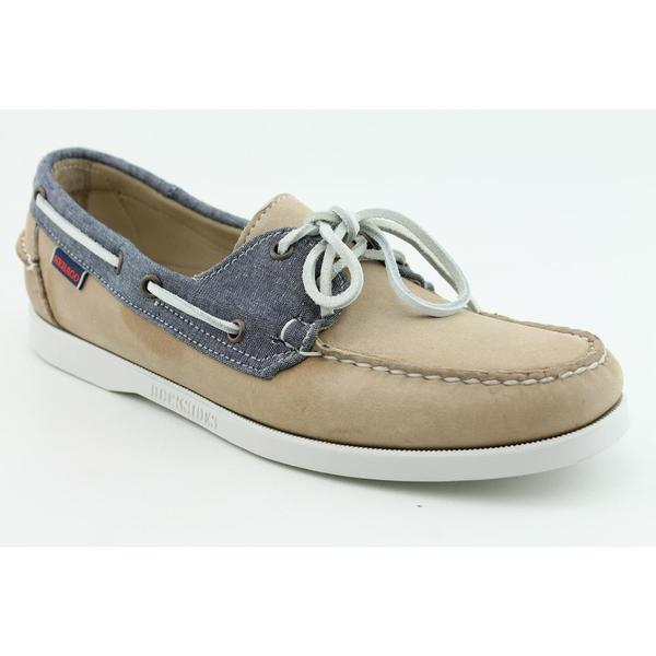 Sebago Men's 'Spinnaker' Nubuck Casual Shoes