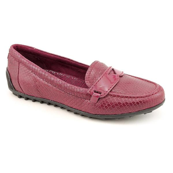 Rockport Women's 'Jackie Penny Loafer' Full-Grain Leather Casual Shoes