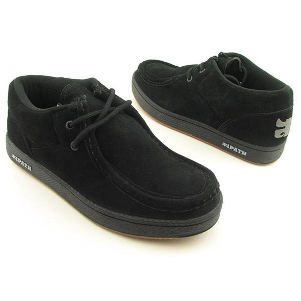Ipath Men's 'Cat' Regular Suede Casual Shoes